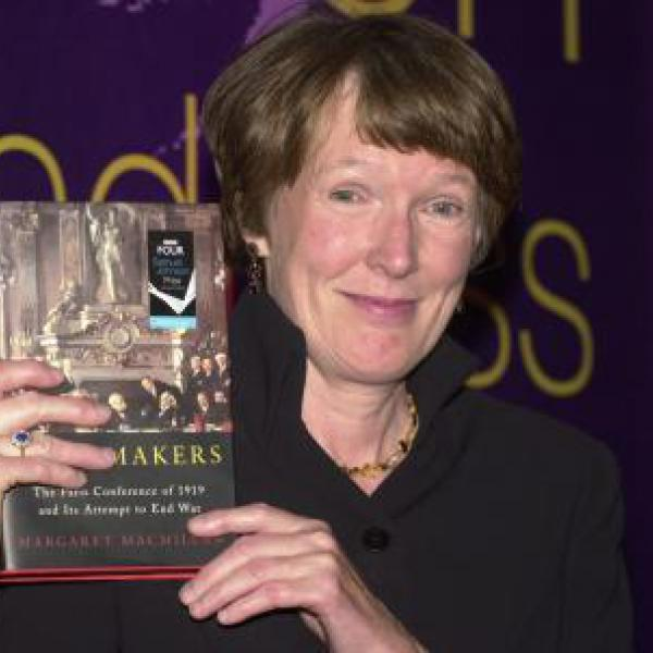 2002 Winner: Margaret Macmillan
