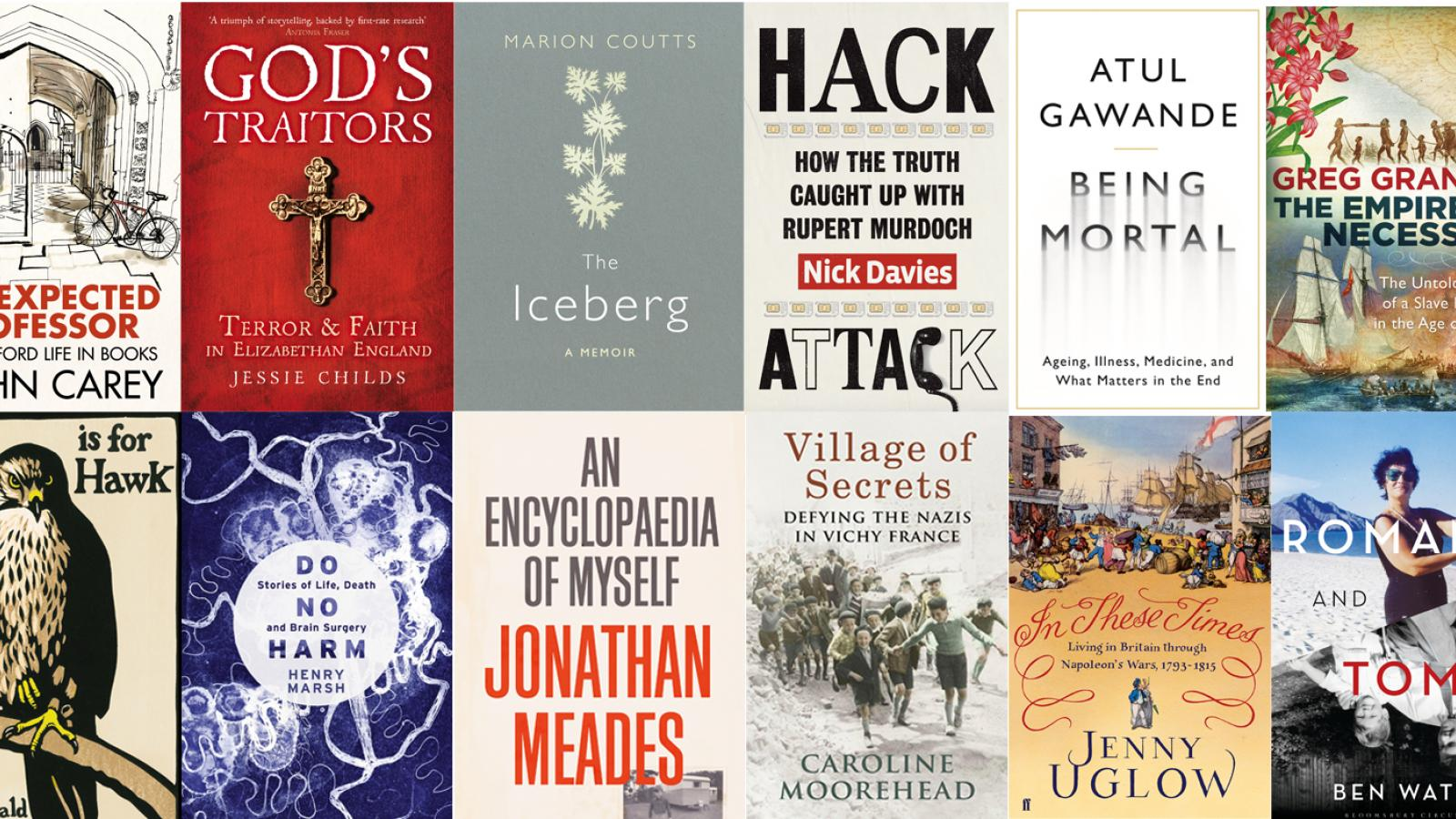 The Samuel Johnson Prize for Non-fiction 2014 longlist