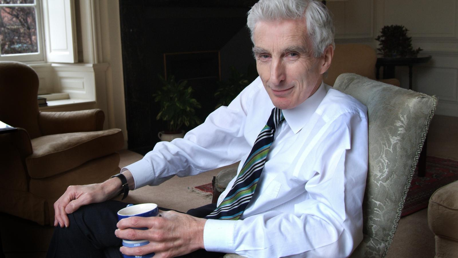 Martin Rees, copyright Anne Purkiss
