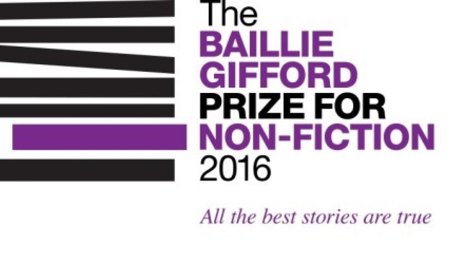 The Baillie Gifford Prize logo