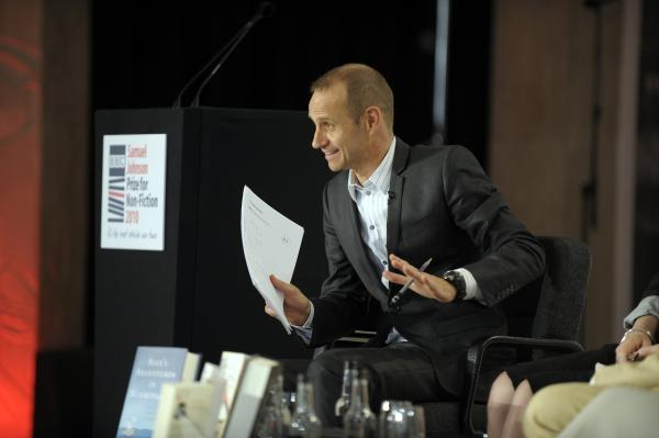 2010 Chair of judges Evan Davis