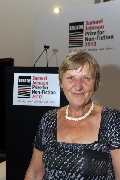 2010 Shortlisted author: Jenny Unglow