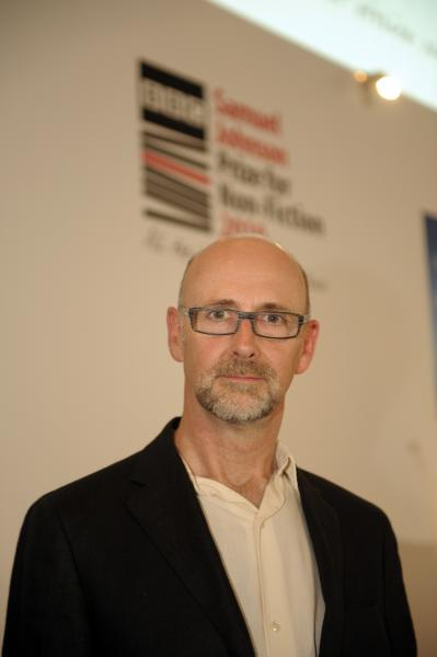 Shortlisted author: Luke Jennings
