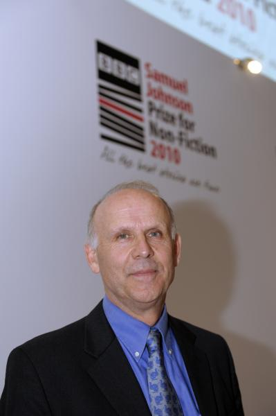 Shortlisted author: Richard Wrangham