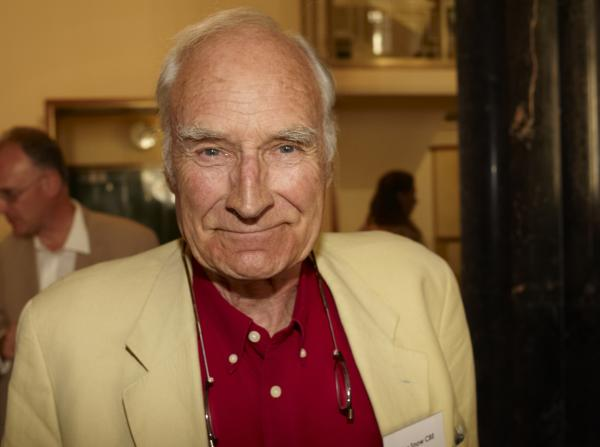 2011 Winner event: Peter Snow